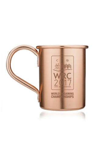 Official Competition Copper Mug